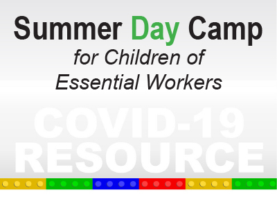 Summer Day Camp for Children of Essential Workers