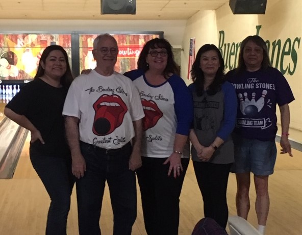 FEBRUARY 8, 2020: COUNTY OF VENTURA BOWLING TOURNAMENT, BUENA LANES, VENTURA