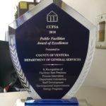 Public Facilities Award of Excellence Award 2018