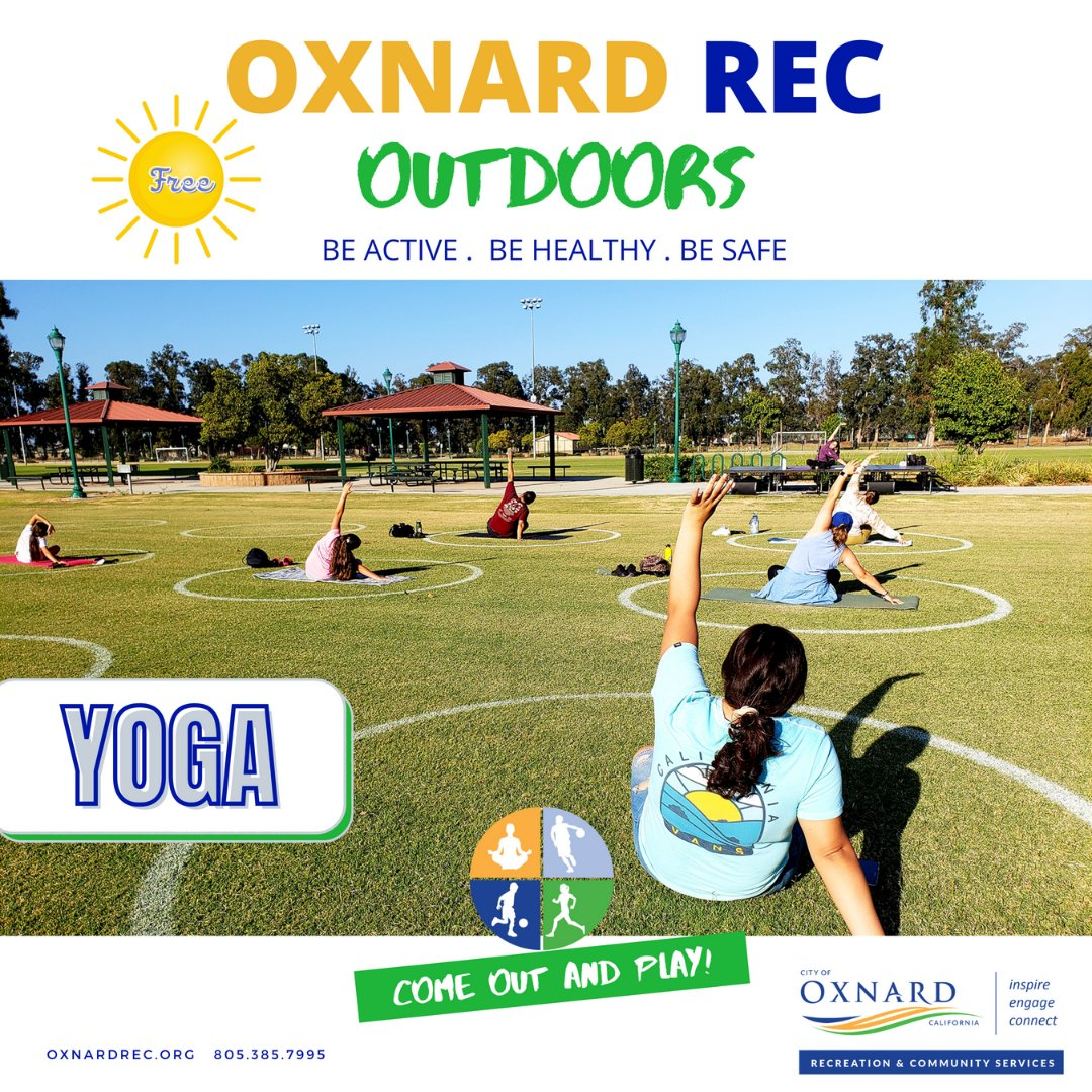 Oxnard Recreation Outdoors