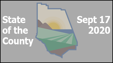 State of the County September 17 2020
