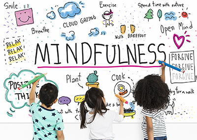 FREE Virtual Mindfulness Classes for Kids 5-10 Years Old