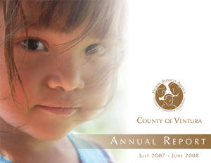 Human Service Agency 2007 2008 Annual Report