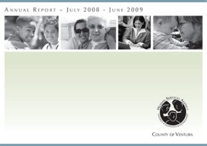 Human Resources Agency 2008 2009 Annual Report