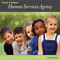Human Service Agency 2013 2014 Annual Report