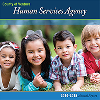 Human Service Agency 2014 2015 Annual Report
