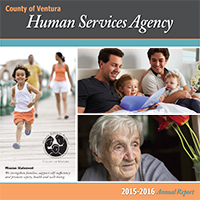 Human Service Agency 2015 2016 Annual Report