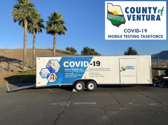 Free COVID-19 Mobile Testing Site
