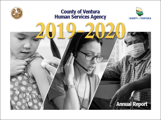 Human Service Agency 2019 2020 Annual Report