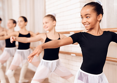 Free Saturday Morning Ballet Classes for Children on Zoom