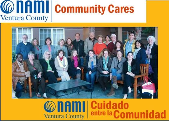 NAMI Community Cares Webinar