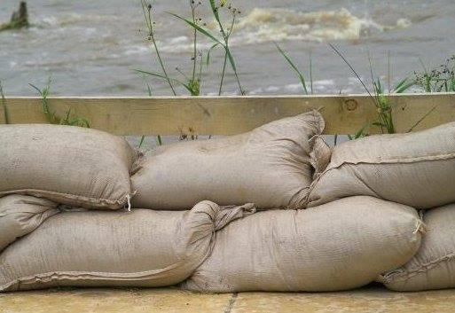 Free Sand and Sandbags:
